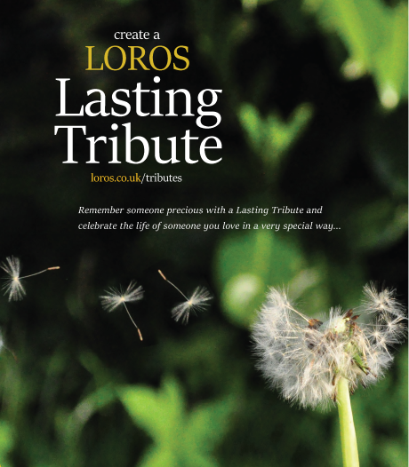 About LOROS (Leicestershire & Rutland Hospice)